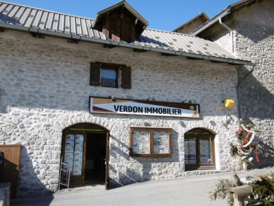 Verdon Immobilier ALLOS